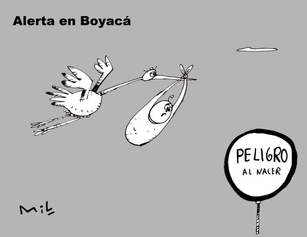 Caricatura 18 de Septiembre de 2019