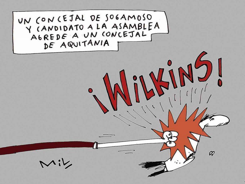 Caricatura 3 de Septiembre de 2019