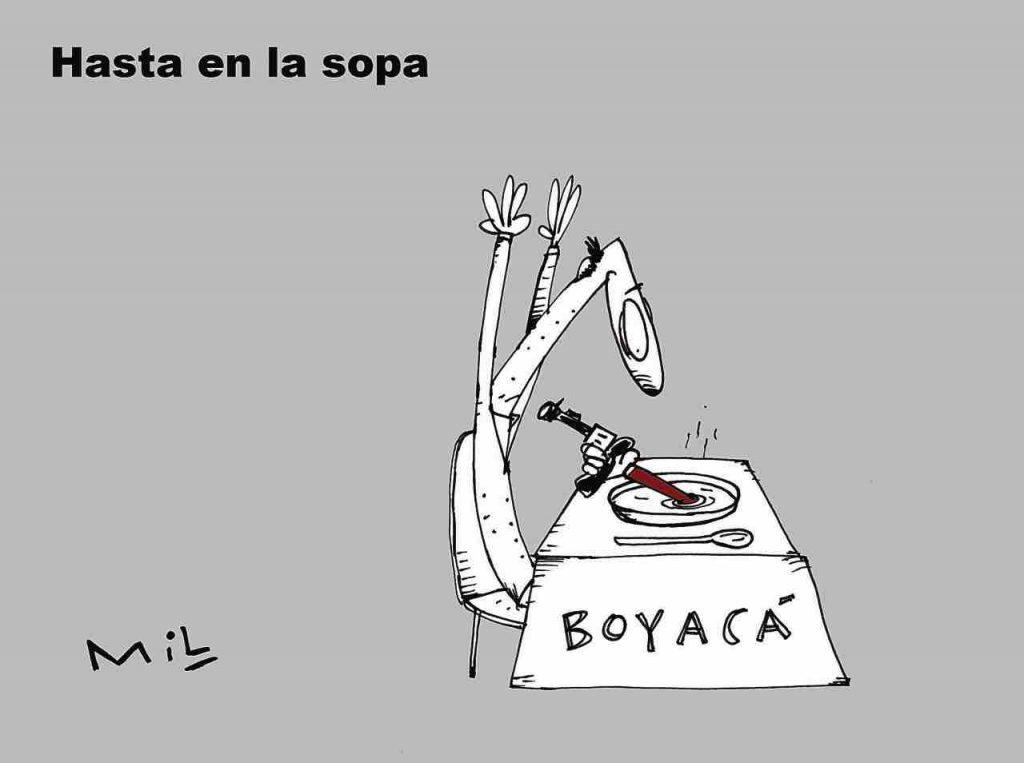 Caricatura 7 de Septiembre de 2019