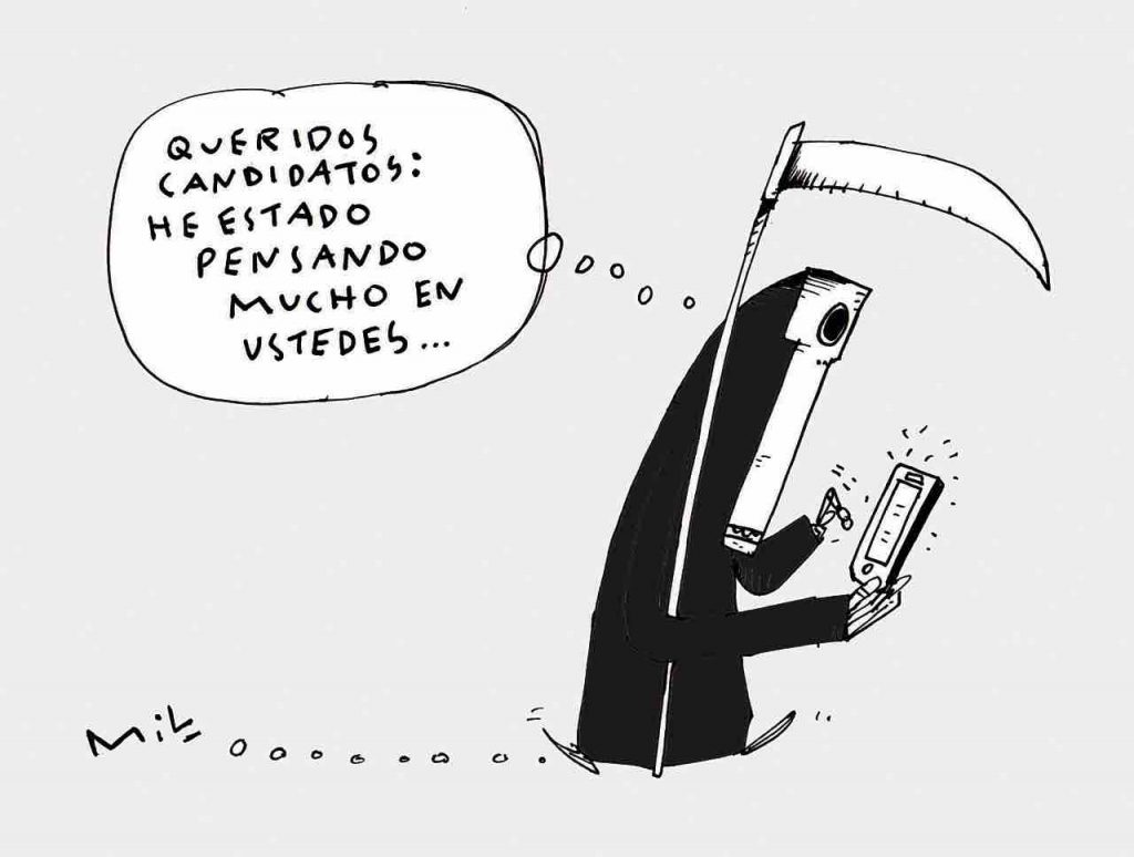Caricatura 9 de Septiembre de 2019