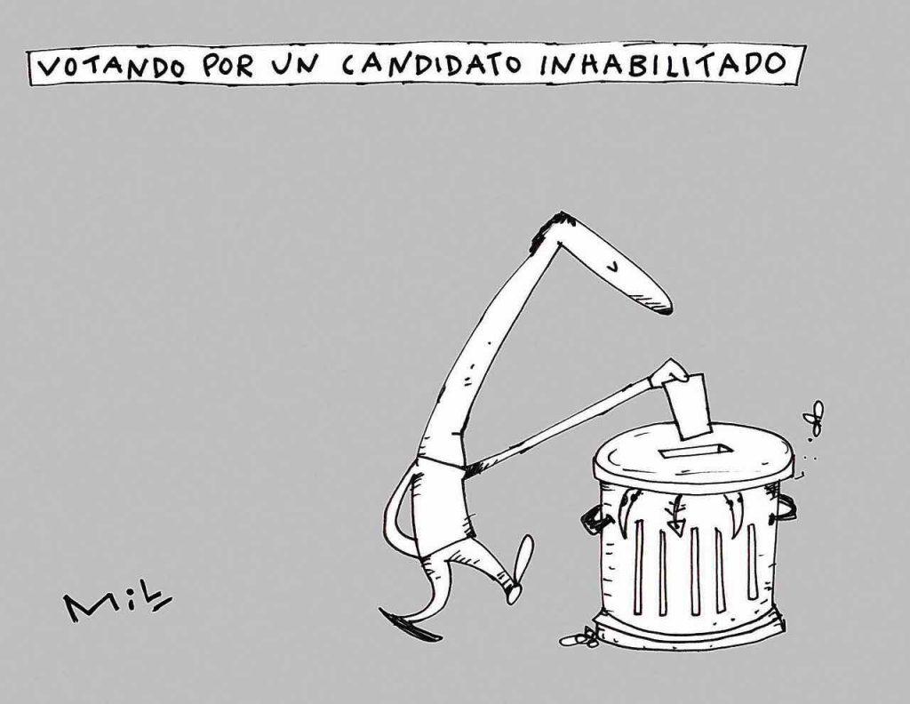 Caricatura 14 de Septiembre de 2019