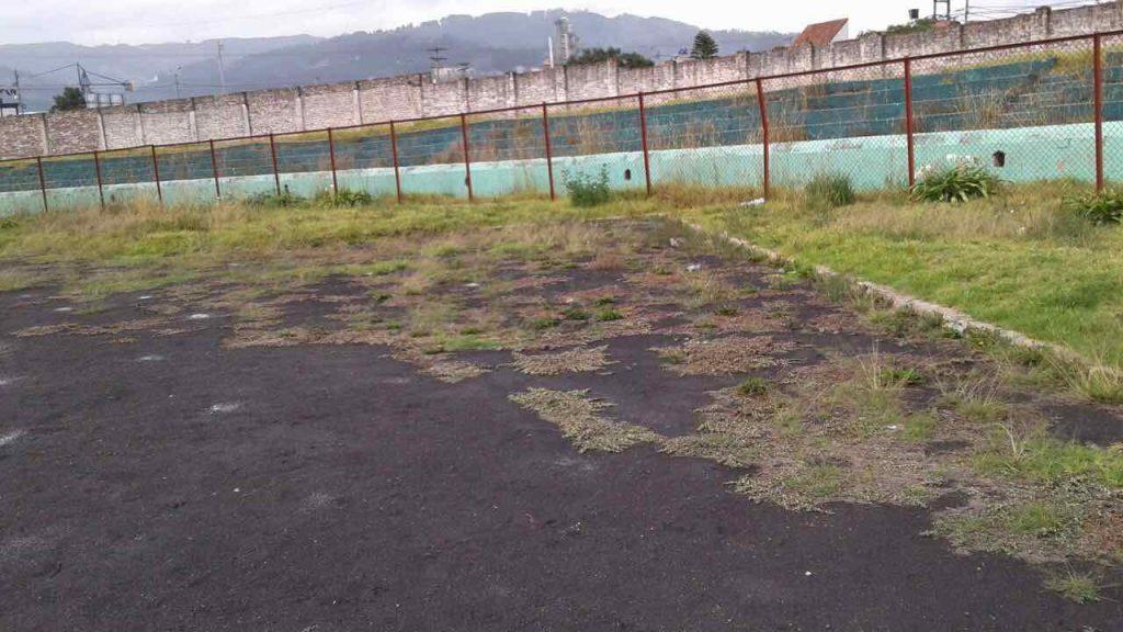El Estadio Olímpico del Sol se encuentra en lamentable estado de abandono. Se necesita nuevo escenario.