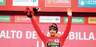 Ganador de la Vuelta