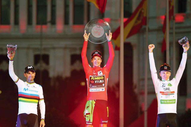 Ganador Vuelta a España