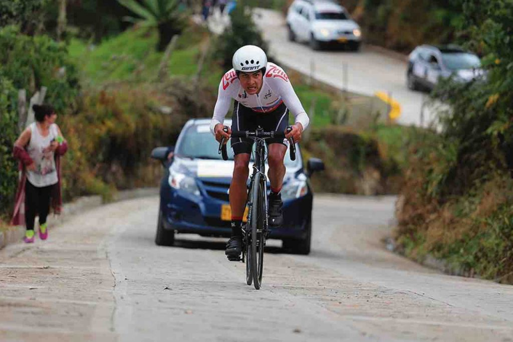 Diego Camargo Ciclista