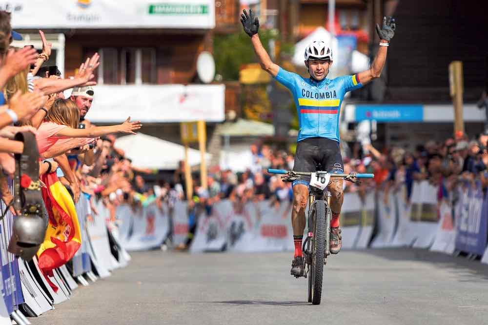 Páez campeón mundial