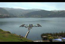 Panorámica Lago de Tota