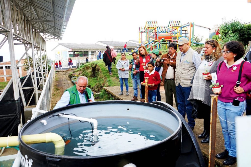 Agua potable para el oriente de Boyacá
