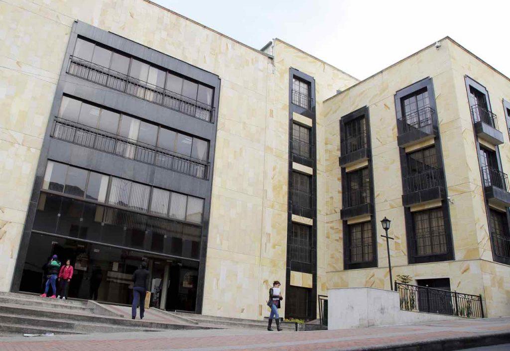 Palacio de Justicia de Tunja