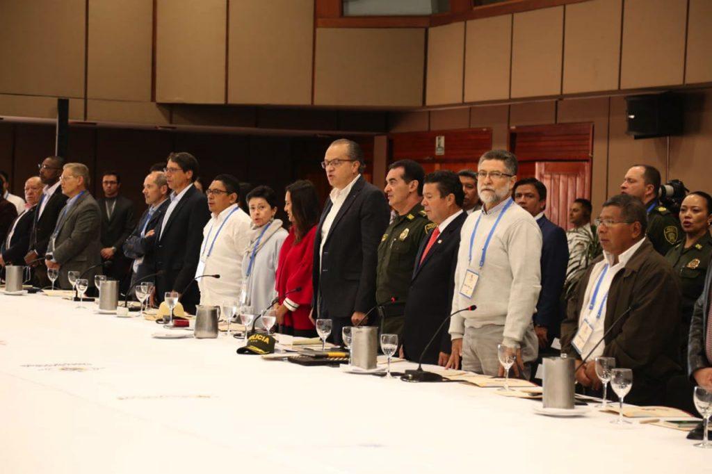 Cumbre Diálogo Social Procuraduría