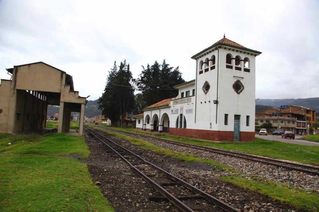 Ferrocarril Sogamoso