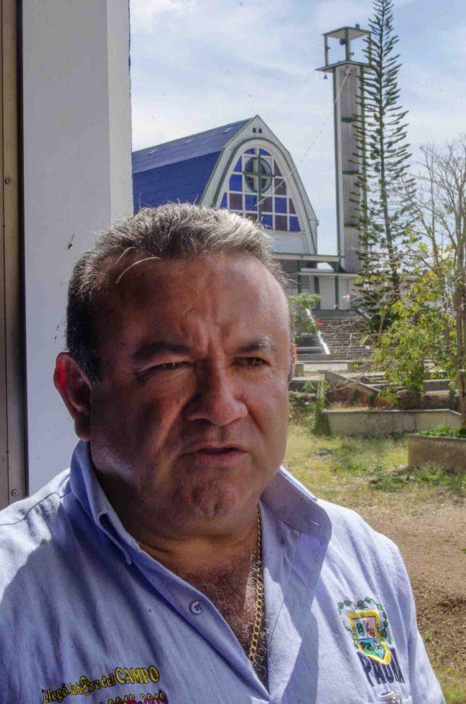 Alcalde de Pauna