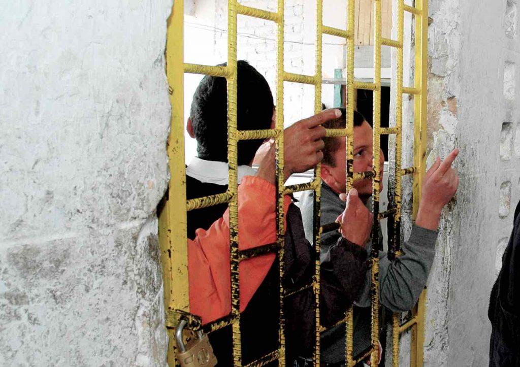 Preso se fuga de cárcel de santa rosa de viterbo