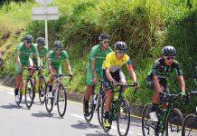Ciclistas clásica RCN