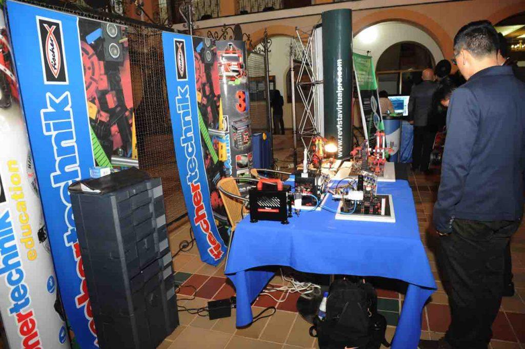 Feria de estudio en Guateque Boyacá