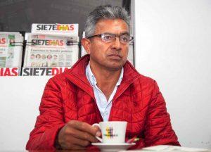 Pedro Antonio candidato a la alcaldía de Turmequé