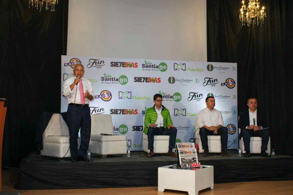 debate candidatos gobernación