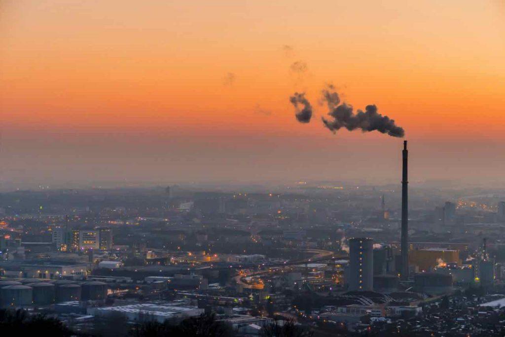 Gases efecto invernadero