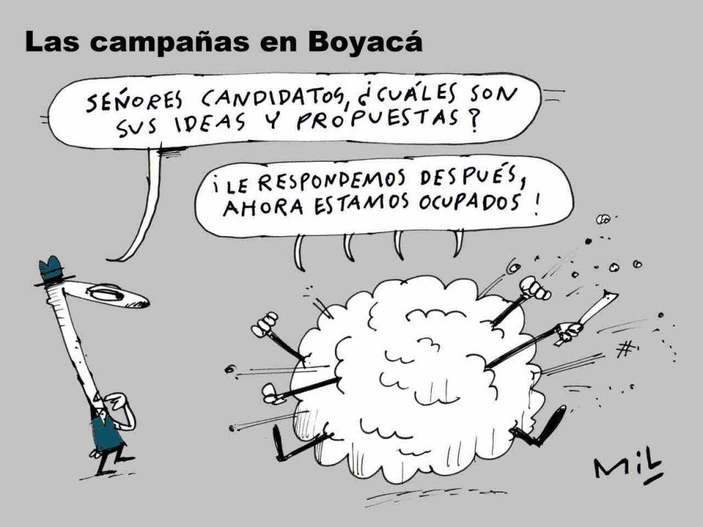 Caricatura 5 de Septiembre de 2019