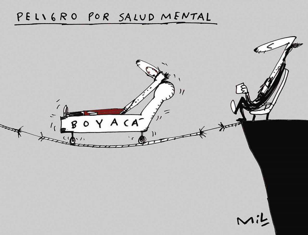 Caricatura 10 de Octubre de 2019