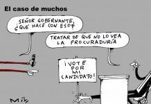 Caricatura 15 de Octubre de 2019