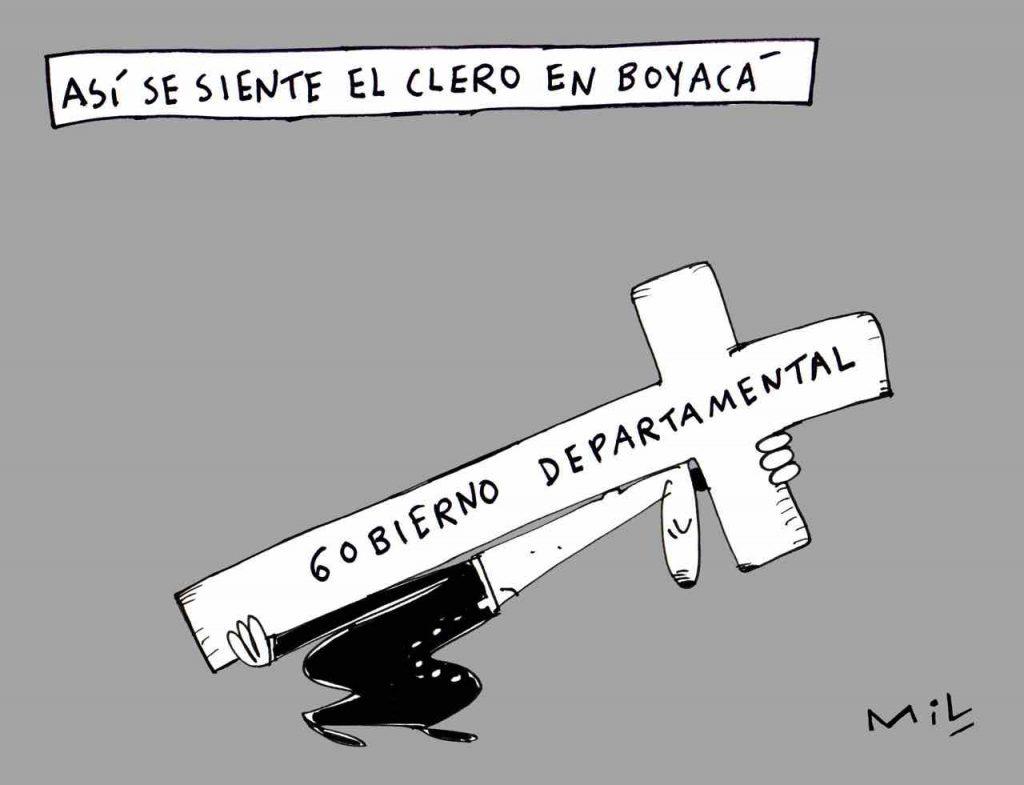 Caricatura 24 de Octubre de 2019