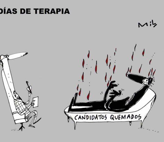 Caricatura 28 de Octubre de 2019