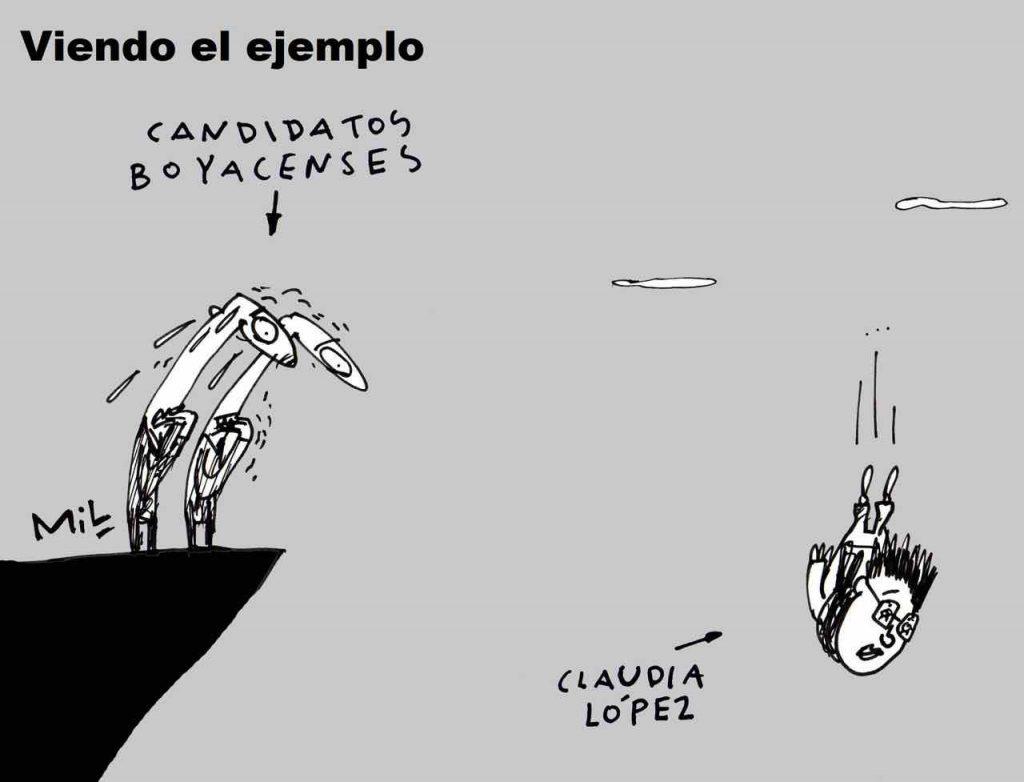Caricatura Martes 8 de Octubre de 2019