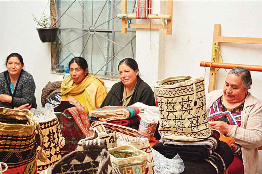 La muestra artesanal convoca a los resguardos indígenas, comunidades afro y raizales de varias regiones