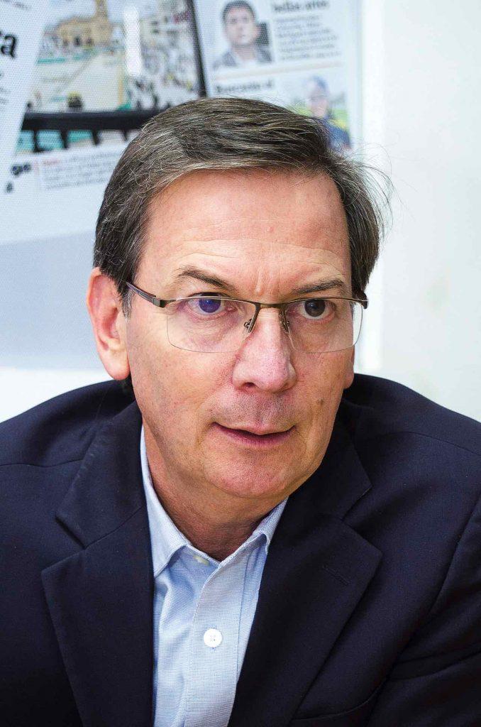 Ricardo López Director de Corpoboyacá