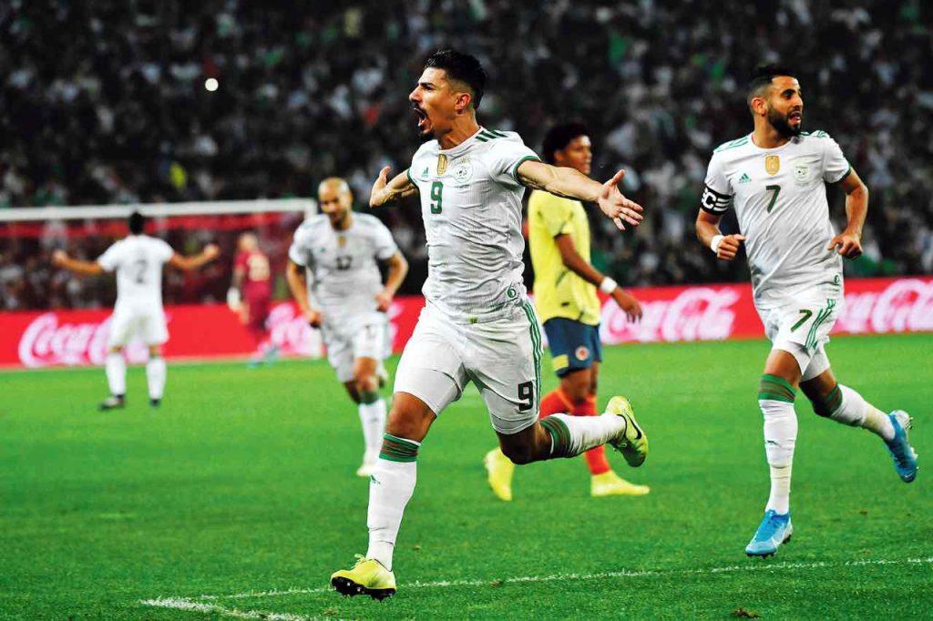 Argelia ha sido el mejor examinador de Colombia en los amistosos que hasta ahora ha tenido el equipo.
