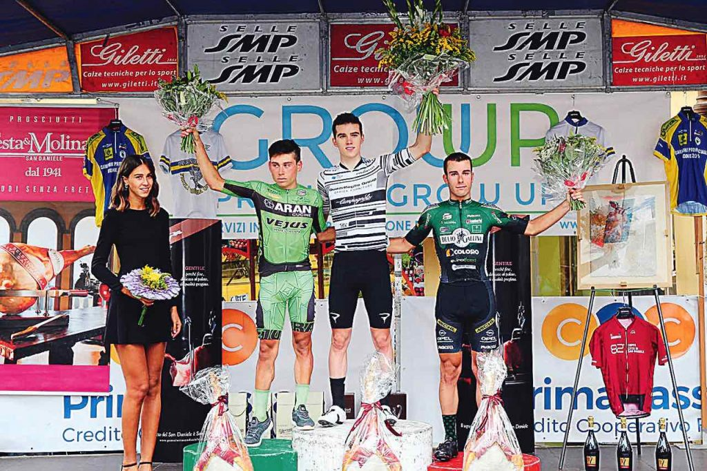 Einer Rubio, ciclista quien nació en el municipio de Chíquiza.