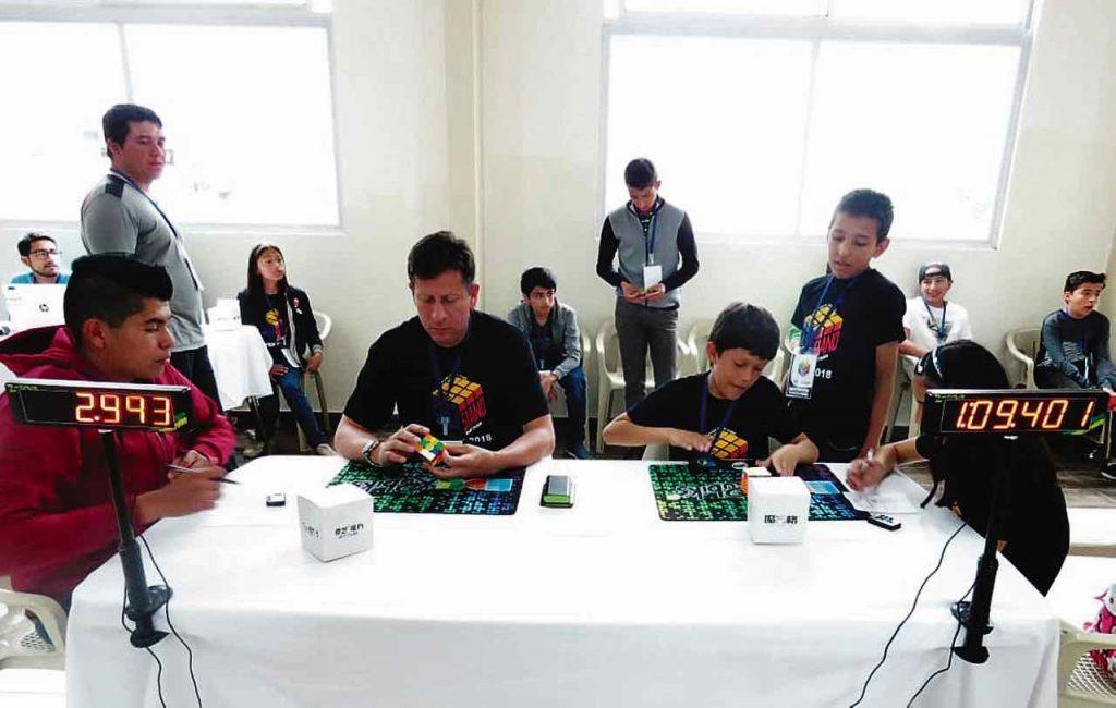 Desde el año pasado los estudiantes del Colegio Salesiano de Duitama vienen desarrollando este deporte