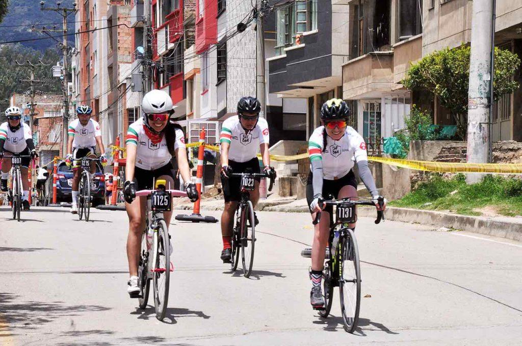 Gran fondo de ciclismo en Boyacá