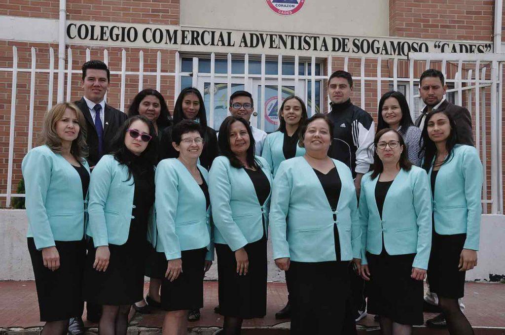 Colegio Comercial Adventista 3