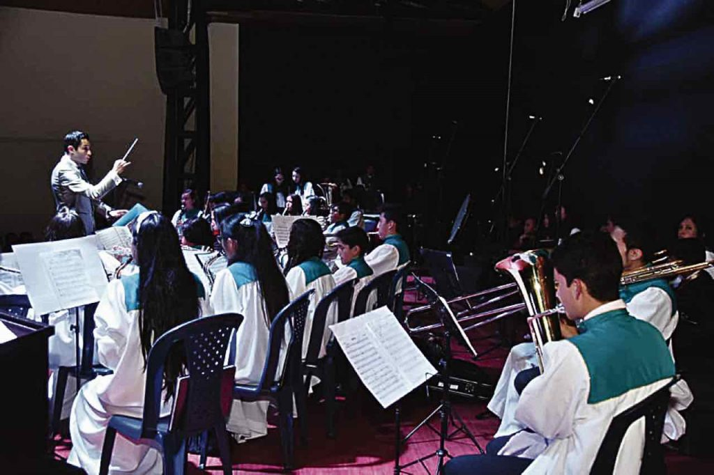 concierto por la vida