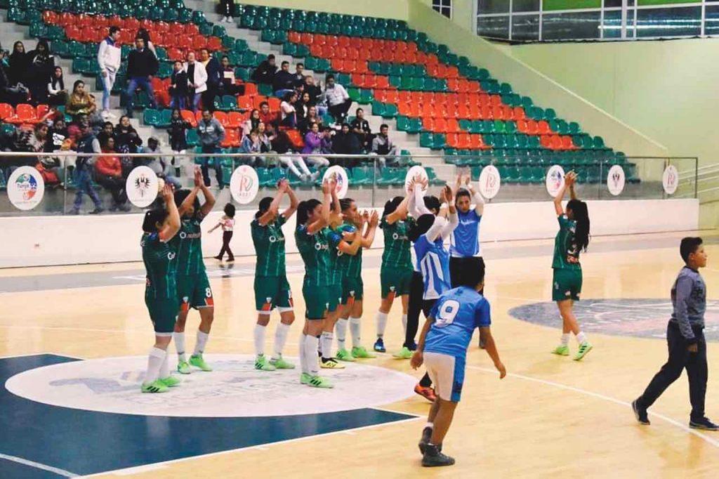 Heroínas se preparará en Brasil para los Juegos Nacionales.