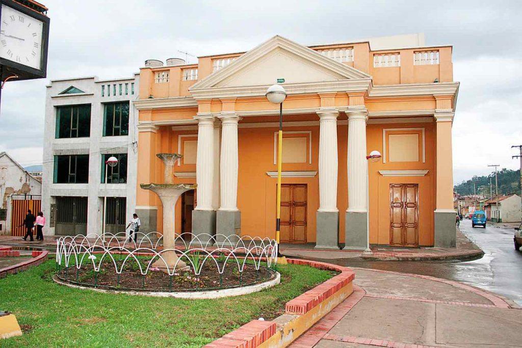Teatro de Sogamoso