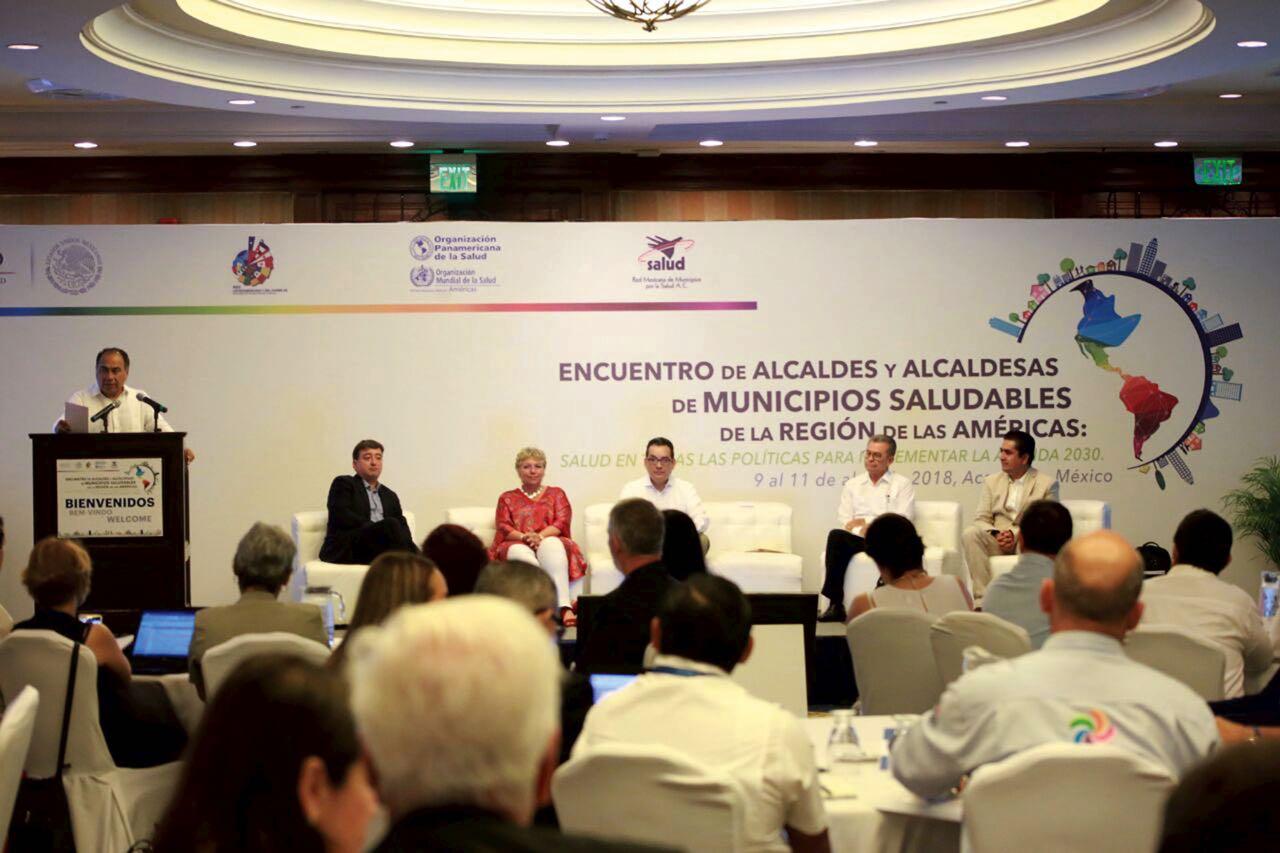 Congreso de Salud en Paipa