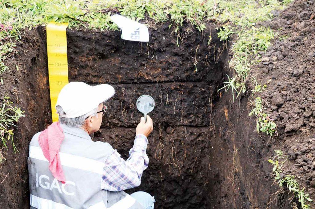 18 meses durará el estudio de suelos que está realizando el Igac en convenio con la CAR Cundinamarca