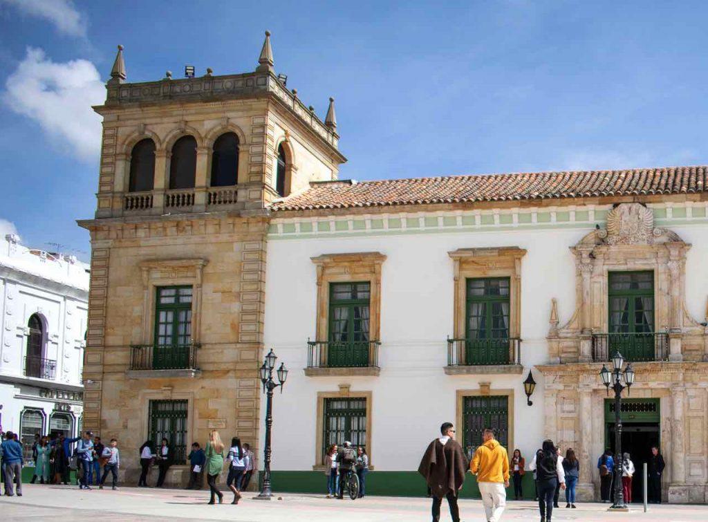 Gobernación de Boyacá - Casa de la Torre
