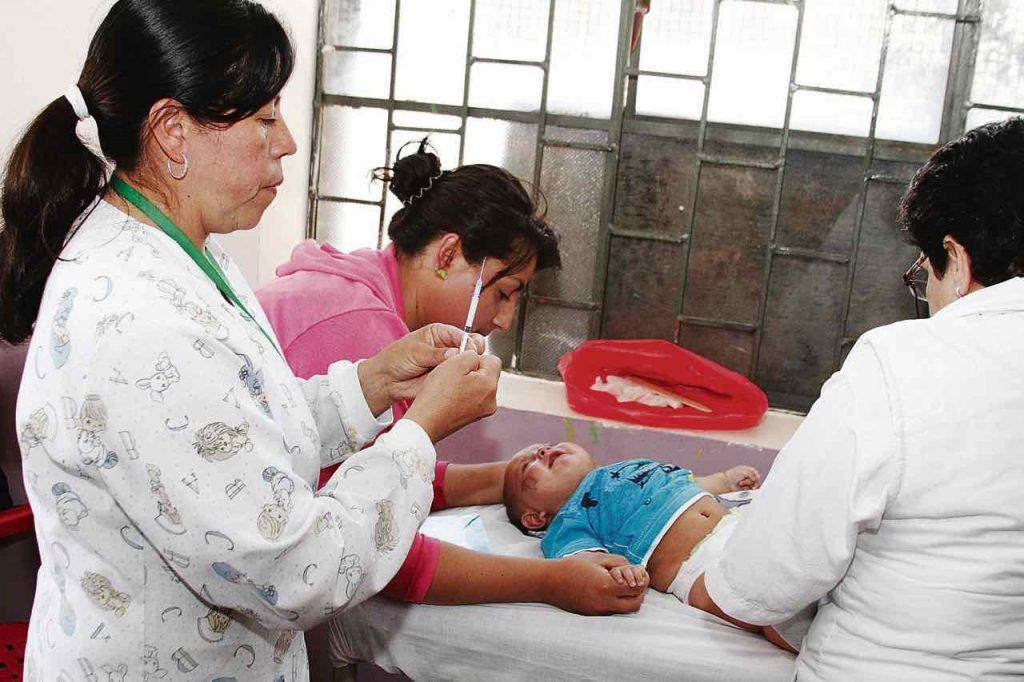 vacunas gratis en Boyacá