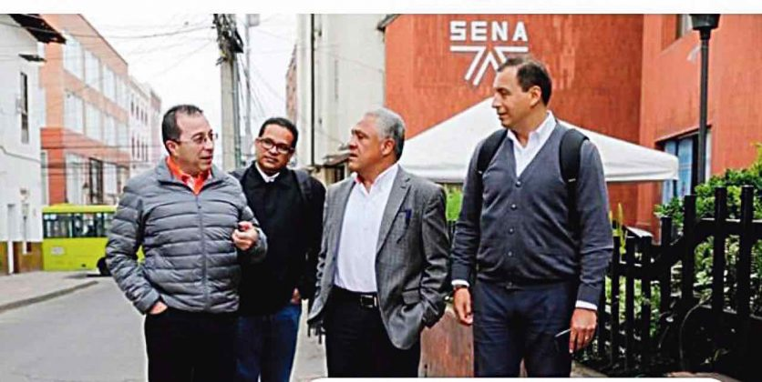 Cerca de 70 docentes del Sena sin contrato 6