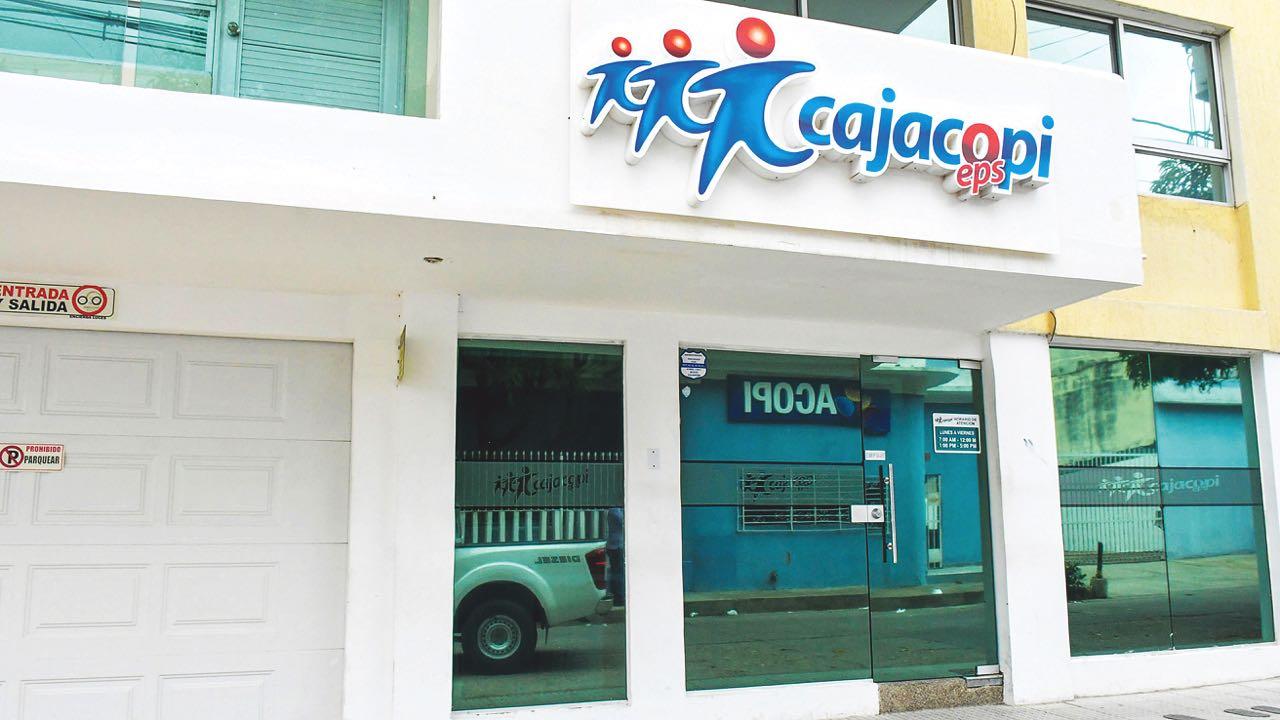 Cajacopi EPS en 39 municipios de Boyacá