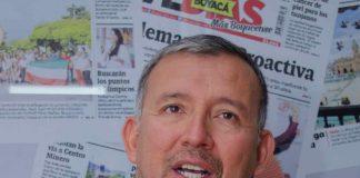 César López Presidente Asamblea de Boyacá