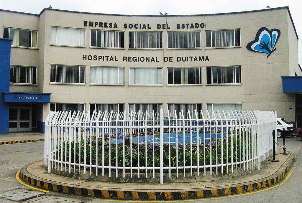 Regional de Duitama Hospital