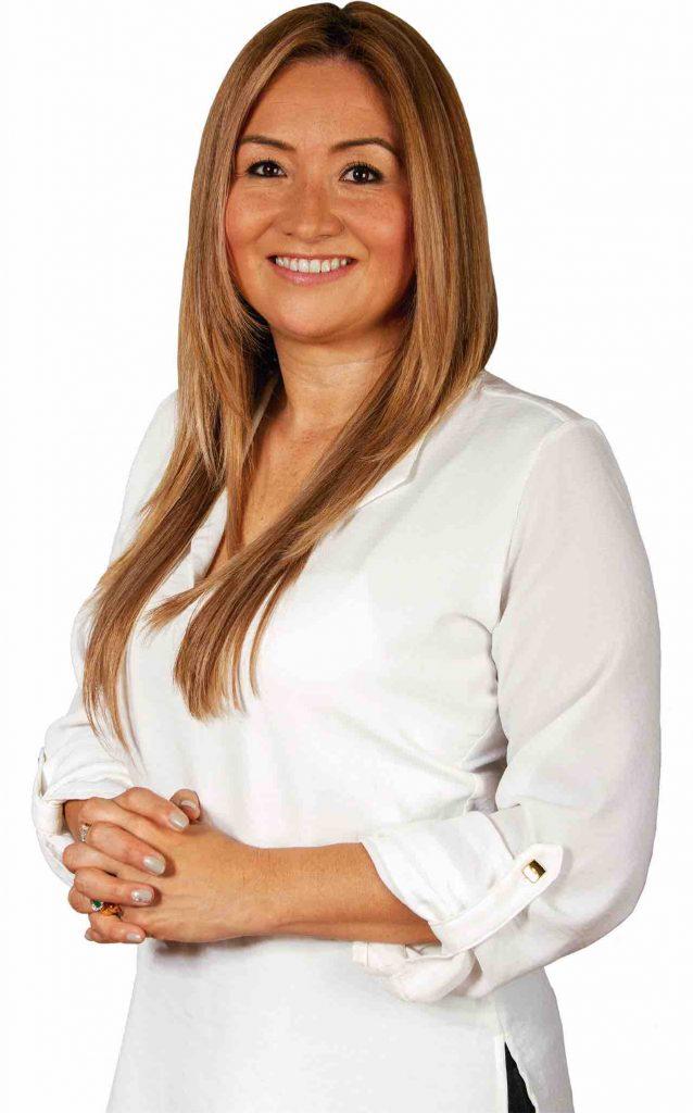 Kassandra Rincón al Concejo de Tunja