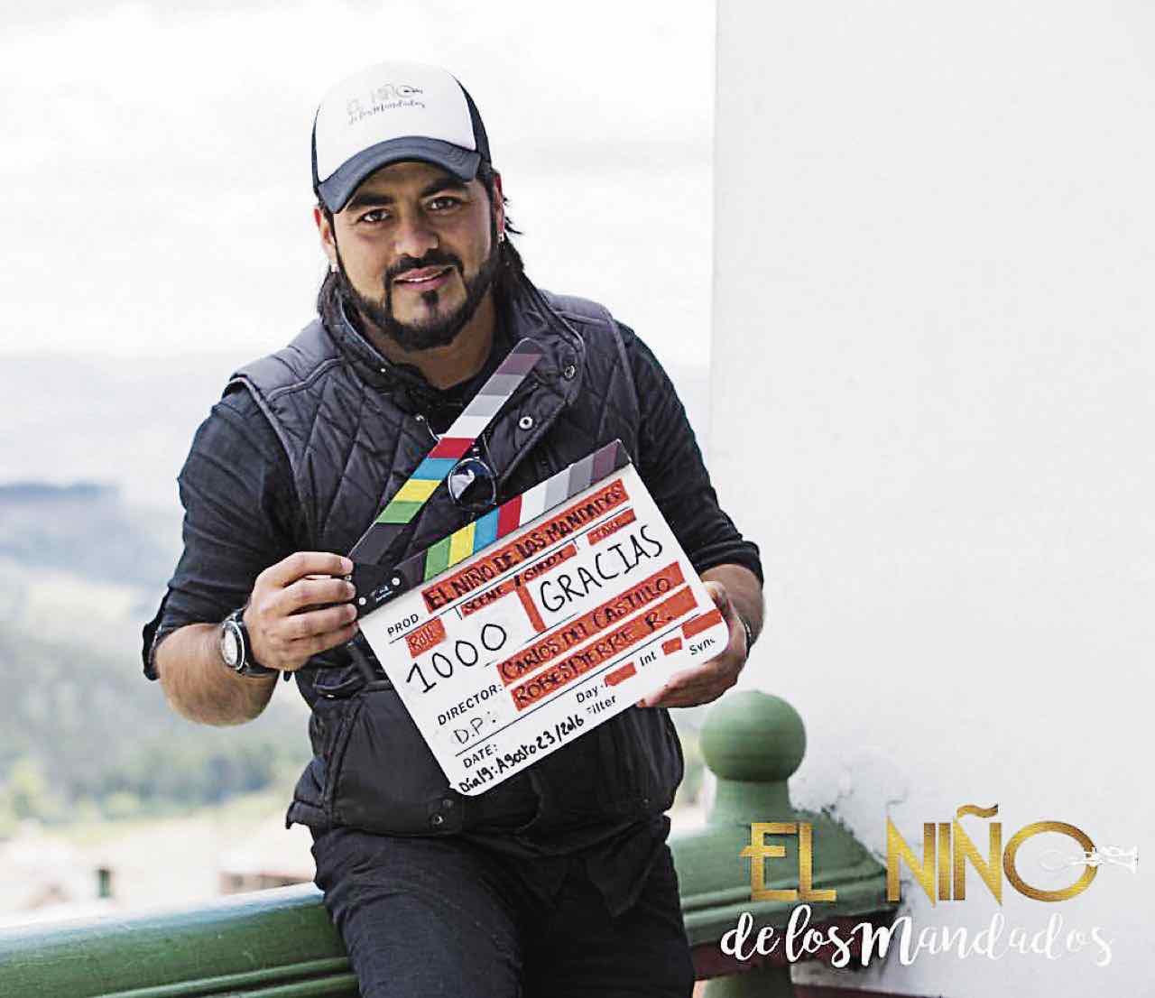 Este es el segundo largometraje del director Carlos Del Castillo.