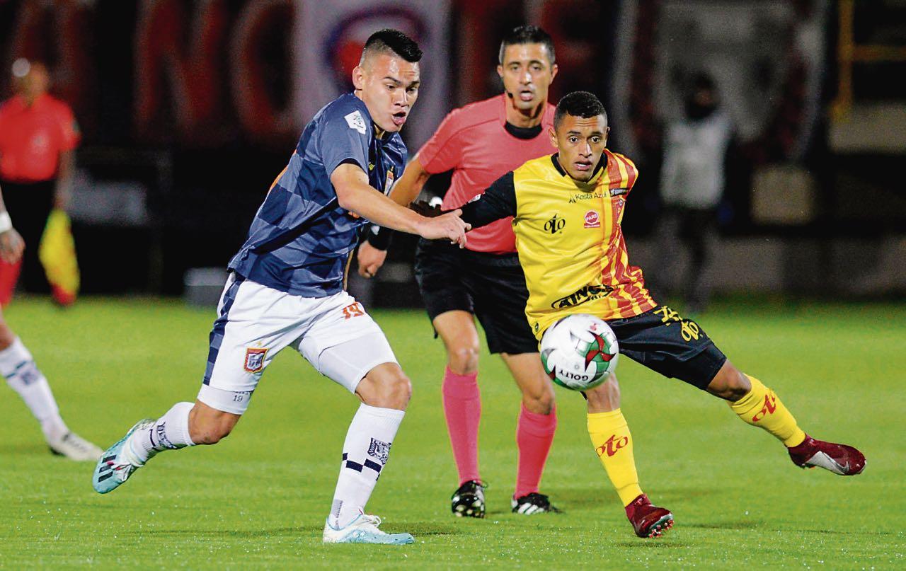 Boyacá Chicó busca esta tarde obtener un resultado positivo y quedar más cerca de la primera división