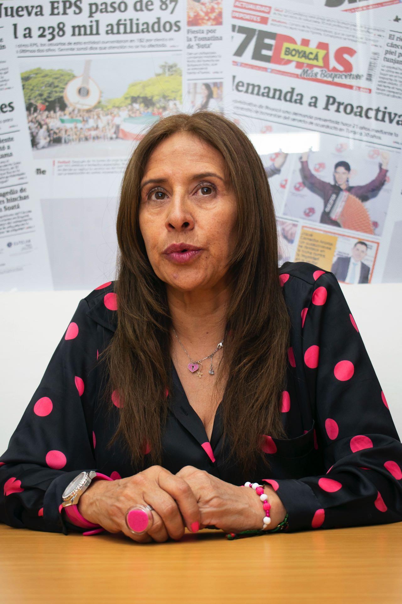 El Tribunal Administrativo de Boyacá compulsó copias a la Procuraduría desde mediados de 2013, pero solo hasta ahora se dio el fallo. Foto: Alcaldesa de Duitama Constanza Ramírez